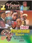 2007 PRESIDENTIAL RACE