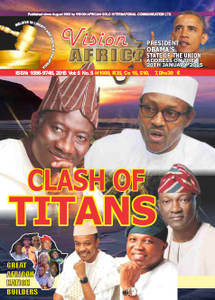CLASH OF TITANS 2015 ELECTION 2015 Vol 5 No.5
