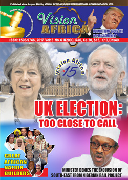 Uk Election Edition 2017 Vol.5 No. 6