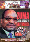 ZUMA TAKES CHARGE IN SOUTH AFRICA