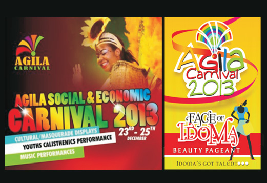 THE AGILA SOCIAL & ECONOMIC CARNIVAL 2013
